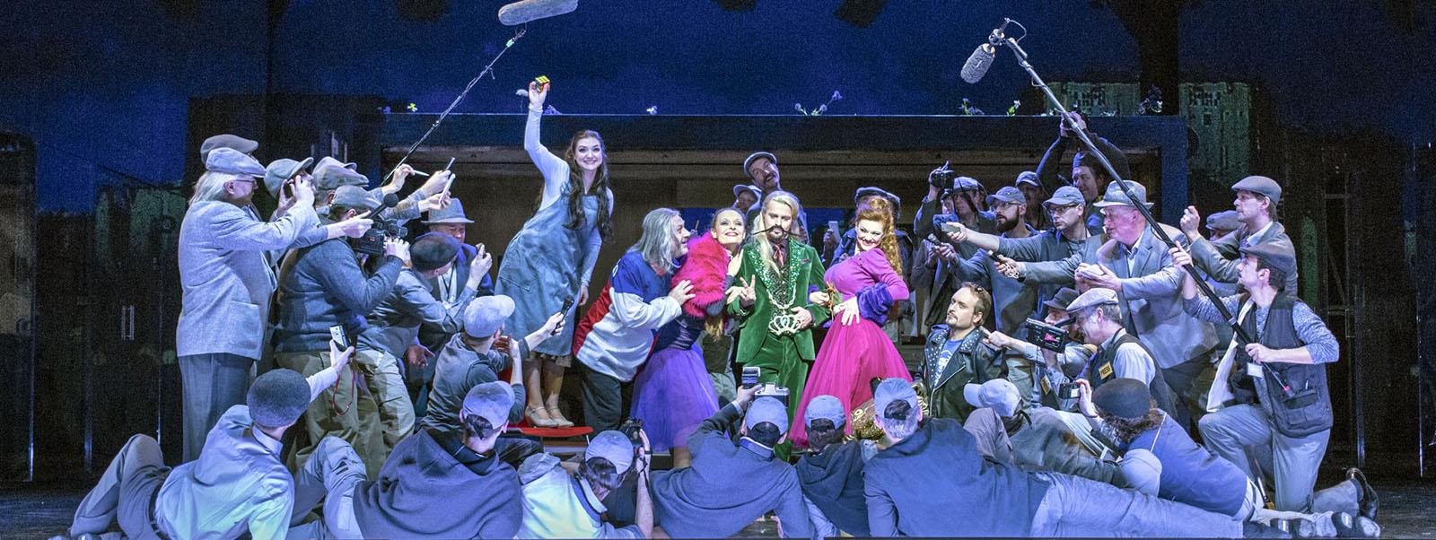 """Rossinis """"Aschenbrödel"""" im Ständetheater"""