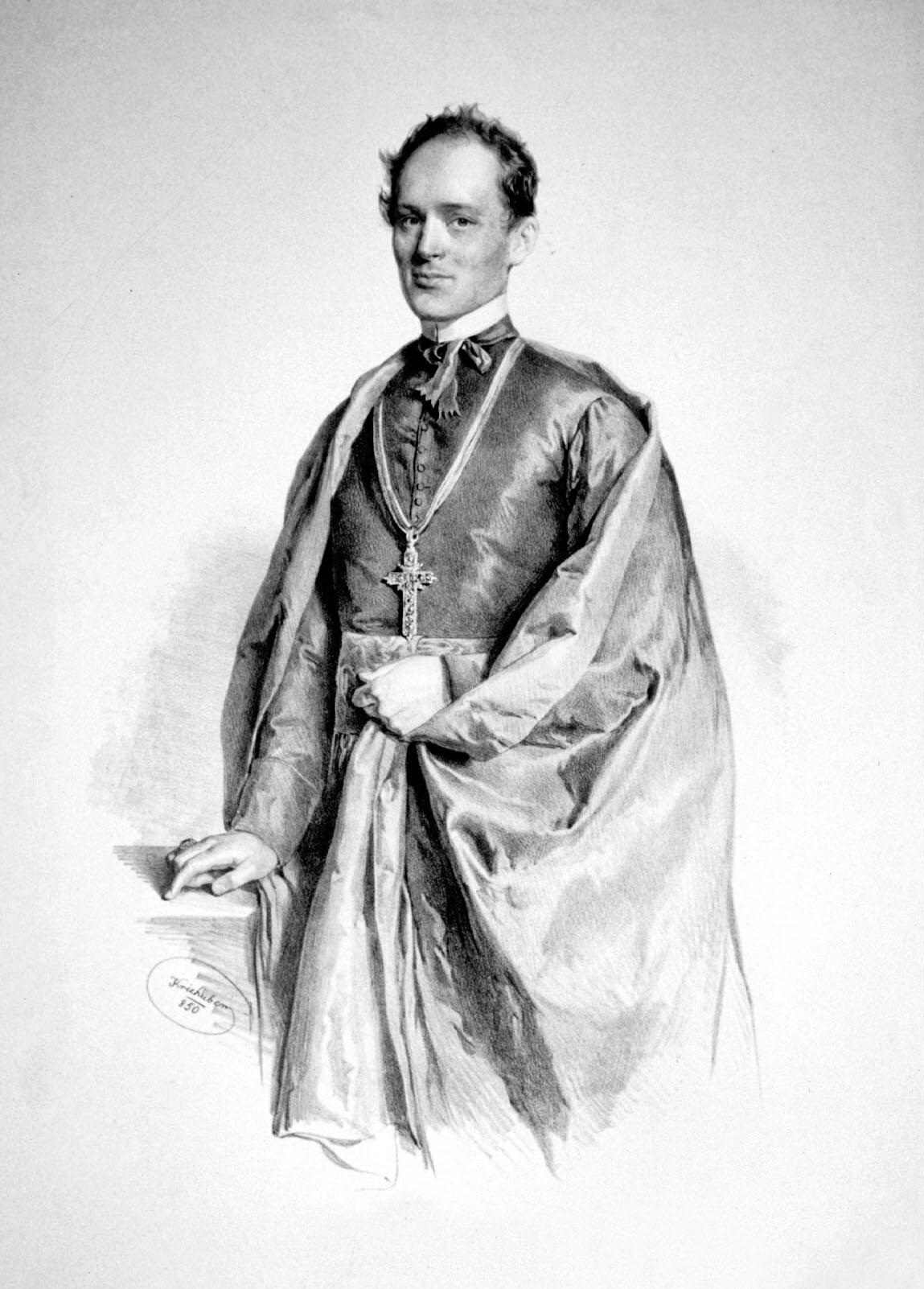 J. J. Strossmayer 1850