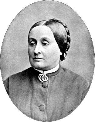 Karolina Světlá gehört zu den Vorreitern der tschechischen Frauenbewegung.