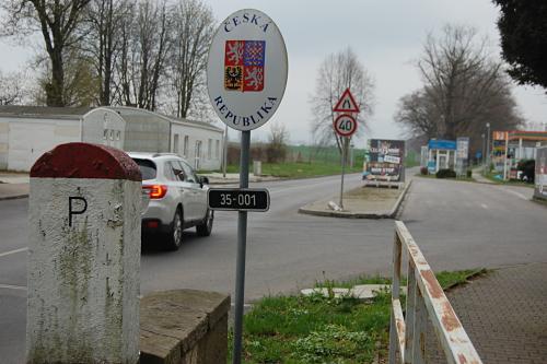 Willkommen in Tschechien