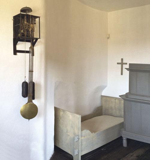 Ehemalige Wohnung des Turmwächters