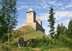 Kašperk ist die höchste Burg des Landes. Foto: Ondřej Kořínek/CC BY-SA 3.0