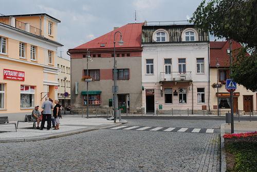 Bělá pod Bezdězem wirkt wie eine idyllische Kleinstadt.