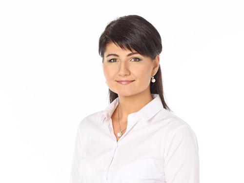 Nela Lisková unterstützt die Rebellen in der Ostukraine.