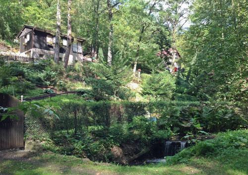 Im Drahaň-Tal eröffnet sich dem Wanderer eine zauberhafte Waldlandschaft.