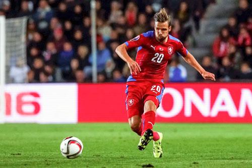 Filip Novák ist einer der neuen Hoffnungsträger.    Foto: FC Midtjylland
