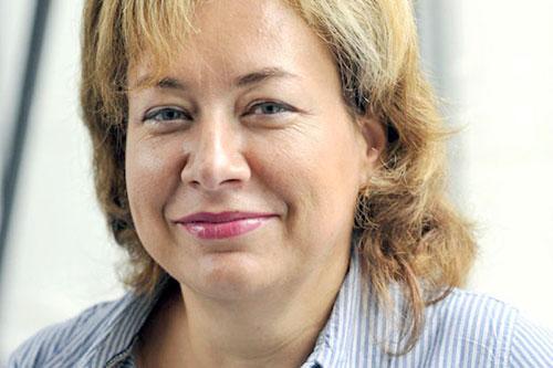 Klára Stejskalová ist die neue Chefredakteurin der Auslandsprogramme.