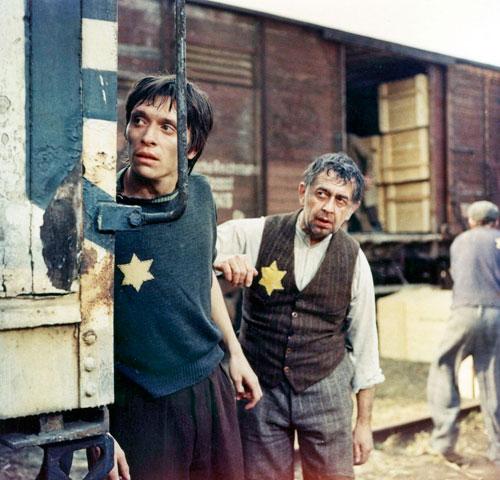 Hervorragend gespielt: Henry Hübchen und Vlastimil Brodský (rechts) als Jakob Heym
