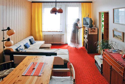 Fotografin Sylva Francová lebte 35 Jahre in der Südstadt. Für ihre Reihe