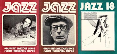 """Das Magazin """"Bulletin Jazz"""" gab die Organisation im Eigenverlag heraus. Bald folgten weitere Publikationen."""