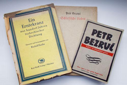Die Werke von Petr Bezruč zu übersetzen, war für Fuchs eine Herzensangelegenheit.