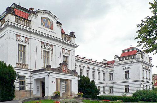 In Prag-Bohnice befindet sich die landesweit größte Anstalt für psychisch Erkrankte.
