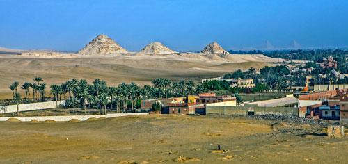 Seit den sechziger Jahren forschen die Ägyptologen der Karls-Universität in Abusir.