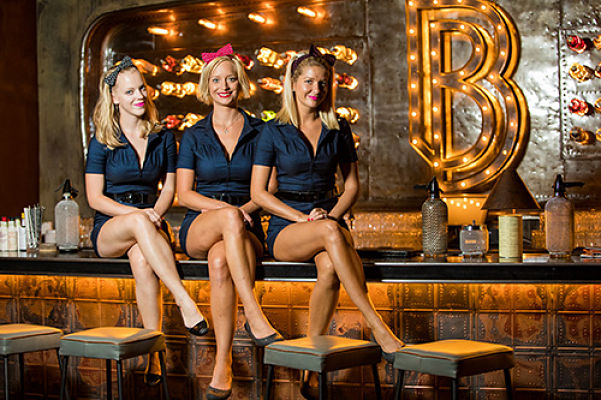 Alle(s) blond im Blondies?  | © Blondies Bar
