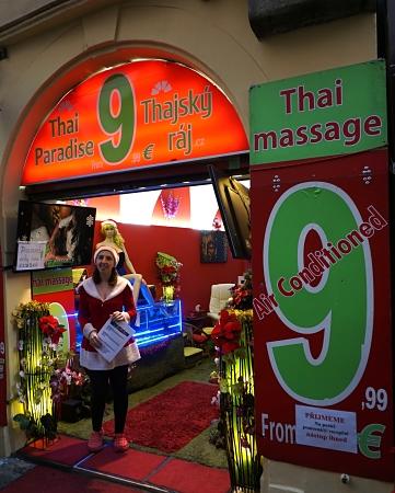 """Ein """"Thailändisches Paradies"""" mitten in der tschechischen Hauptstadt"""