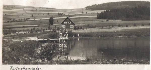 Die Rosinkawiese in Ostböhmen  | © Heimatverein Adlergebirge
