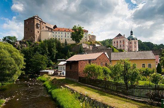 Burg und Schloss Bečov an der Tepl  | © Lucie Krotilová, CC BY-SA 3.0