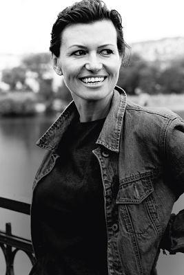 Für den Roman erhielt Bianca Bellová im vorigen Jahr auch den tschechischen Literaturpreis Magnesia Litera.  | © Marta Režová